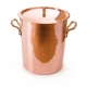 MAUVIEL 2157 - M'tradition Collection -  Copper & tin inside Soup cooking pot, Bronze handle
